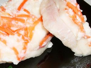かぶら寿司お召し上がり方
