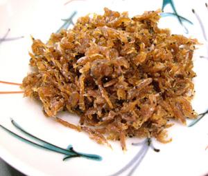 あみ海老の佃煮